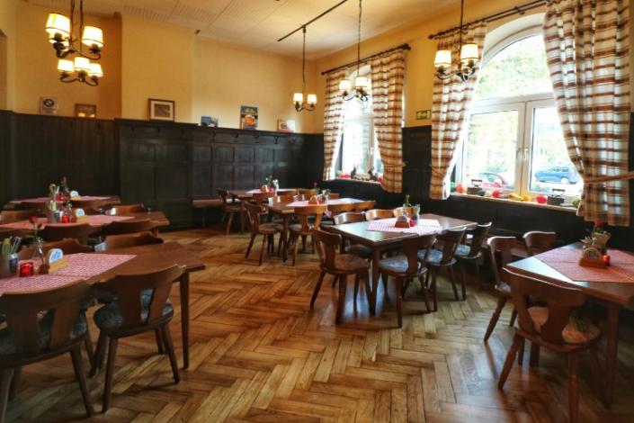 Gaststätte Freiland - Nebenraum vorne