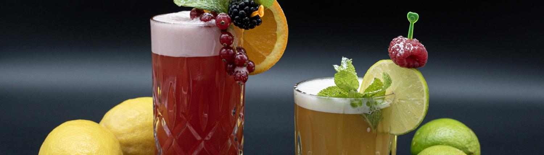 Cocktail to go in der Gaststätte Freiland